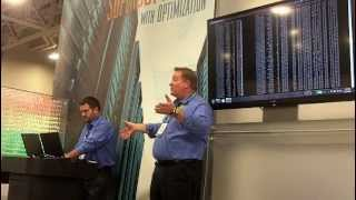 Demo: All-Spark Cube at Adaptive Computing SC12 Booth
