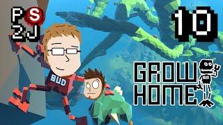 Grow Home EP 10 - Welcome to 'Next Island' Island
