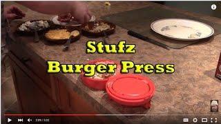 Stufz Burger Press Review