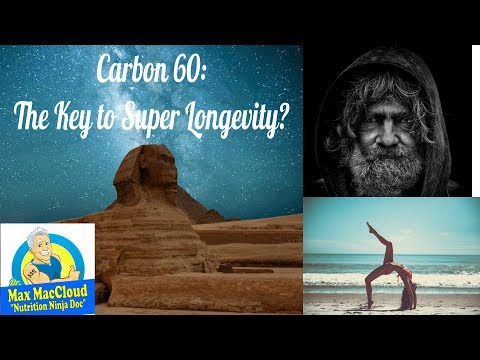 Carbon 60: Brief Intro to Possibly the Most Important Health Discovery of the Century!