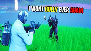 He Bullied Others So I Scared Him With A VOICE CHANGER...
