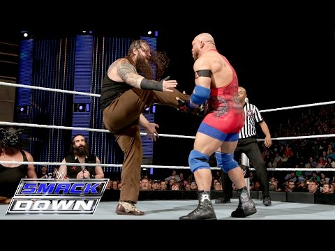 Ryback vs. Bray Wyatt: SmackDown, Jan. 21,...