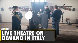 Doorstep theatre becomes new heartthrob in Italy| A new way to keep theatre alive| Latest World News