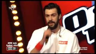 Tankurt Manas-Say O Ses Türkiye Çeyrek Final 31.01.2016 01.02.2016 HD Ses  Tamamı Yarı Finale Çıktı