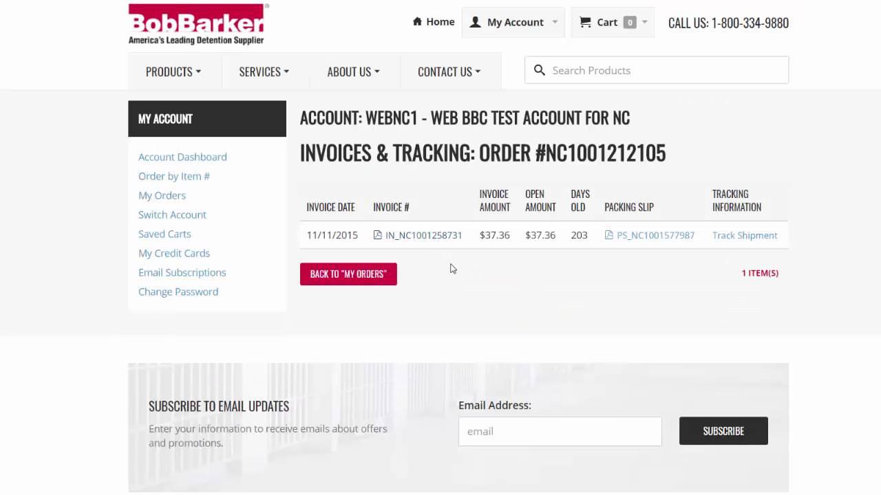 Invoices, Packing Slips U0026 Tracking   YouTube  Invoice Slips