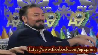Hasta adam Adnan Oktar,Karadeniz Havası - Kemence Show
