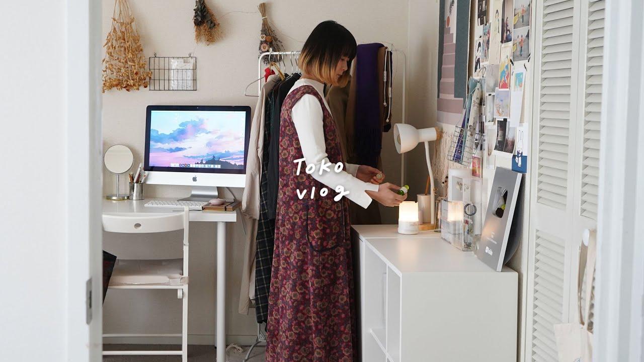 vlog | 家で過ごす冬が好き❄️Cozy days at home/ENG