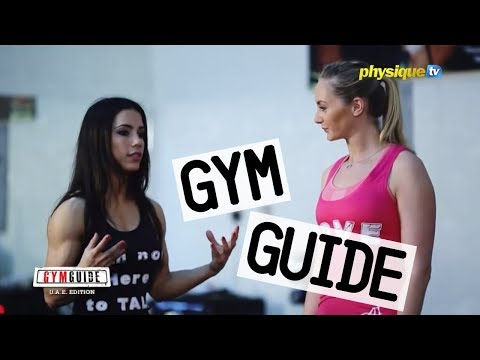 Andreia Brazier GymGuide to Fitness and Healthy Lifestyle -Group Class in Dubai.