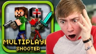 PIXEL GUN 3D (iPhone Gameplay Video) thumbnail