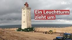 Spektakuläre Rettungsaktion: Leuchtturm Rubjerg Knude Fyr zieht um
