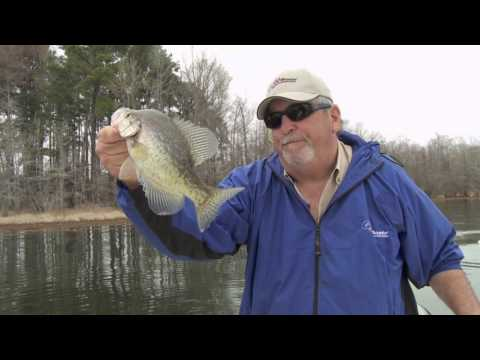 Lucky Slab Crappie on Toledo Bend
