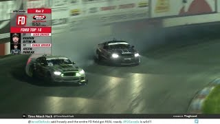Formula DRIFT Montreal Top 16 LIvestream Replay 2017