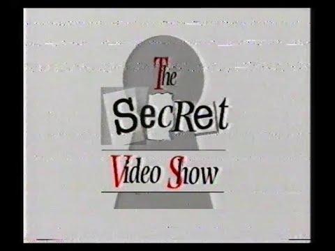 The Secret Video Show (Sky One) - 1990
