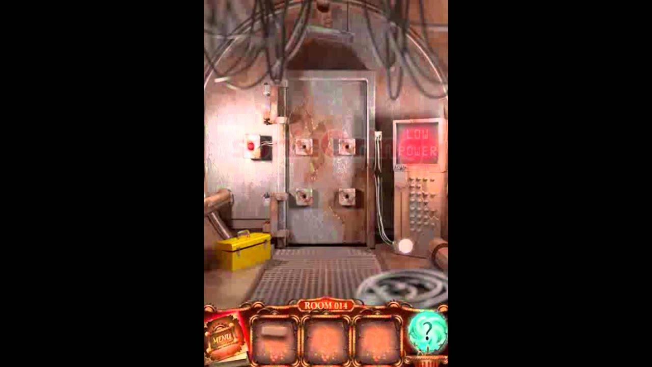 Прохождение игры 100 doors 4 28 уровень