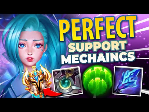 How To Play Seraphine Support Like A Challenger Player | Season 11 Seraphine – League of Legends