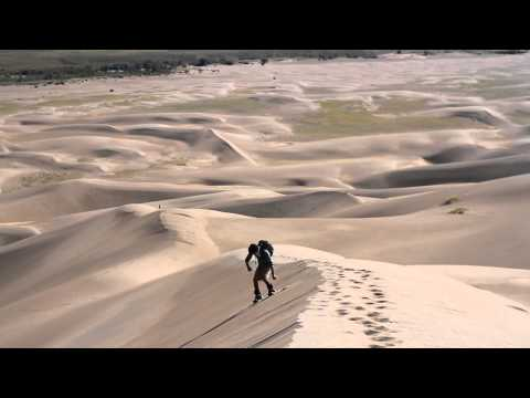 Sandboarding Huge Dunes in Colorado (ETP 2 of 3)