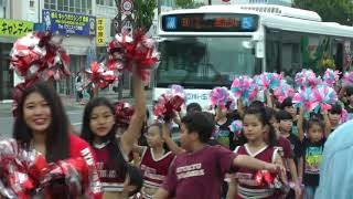 沖縄国際カーニバル 2019 よりパレード
