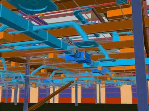 3d hvac c a t s software youtube for Cad 3d free italiano