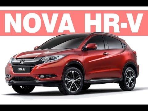 Hr V 2019 >> Nova Honda HRV 2018 2019 - Ficha Técnica, Preço, Consumo - YouTube