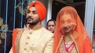 Daler Mehndi's son Gurdeep MARRIES NRI model; Here's the complete wedding album!