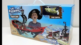 Niko Reviews: Lil' Fishys Pirate Ship