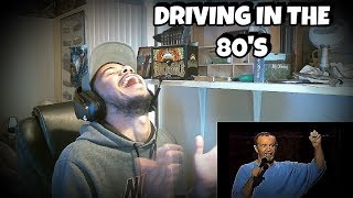 DRIVING REACTION | GEORGE CARLIN