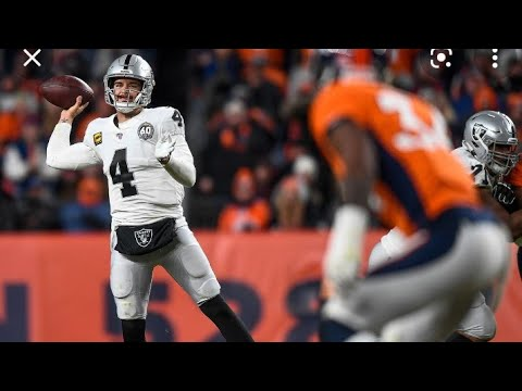 Las Vegas Raiders Playing With Heart And Passion And Faster By Eric Pangilinan