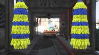 Gta 5 CARWASH