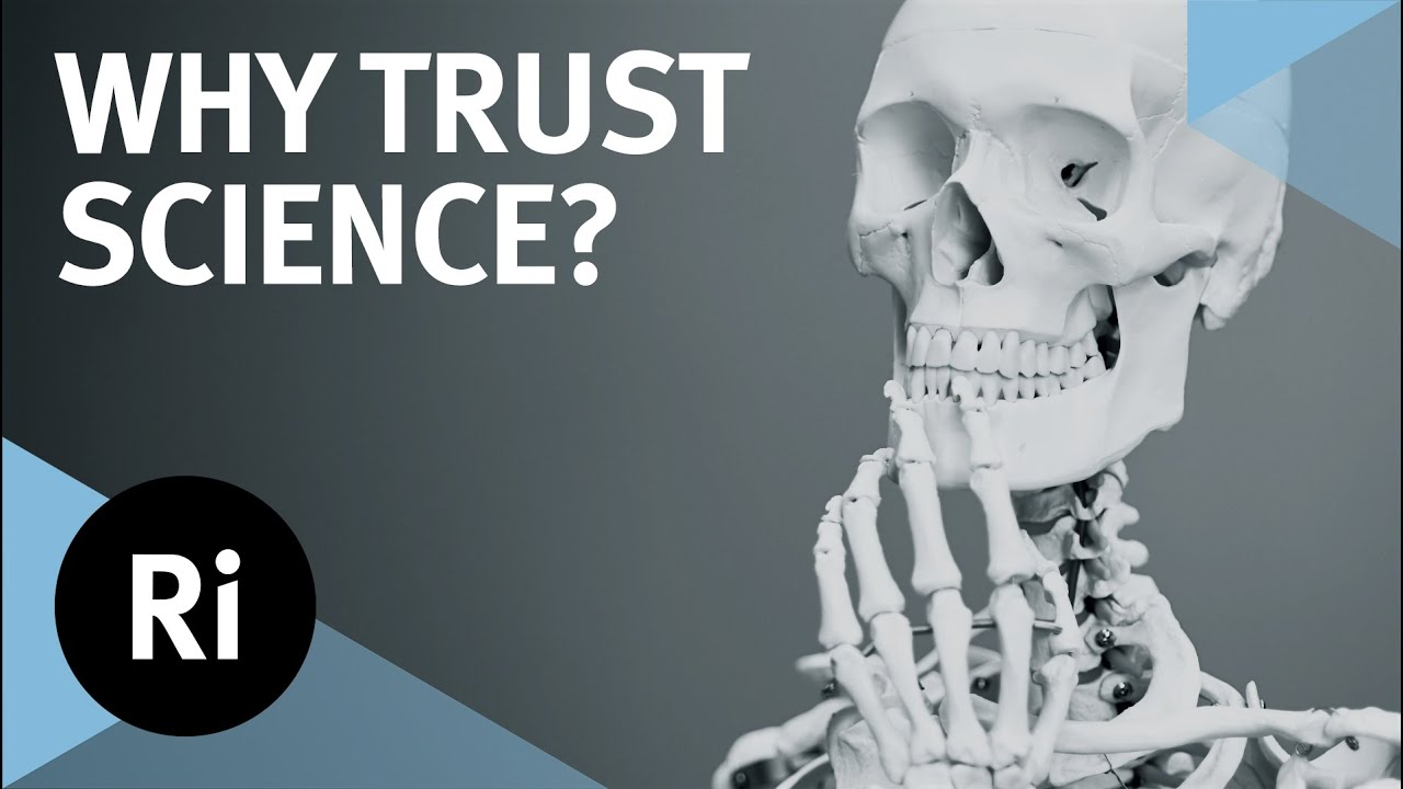 Why Trust Science? - with Naomi Oreskes