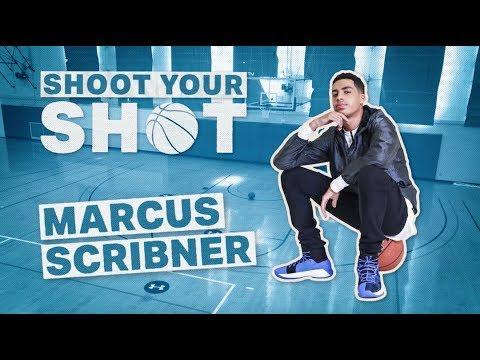 Black-ish Star Marcus Scribner Got Game