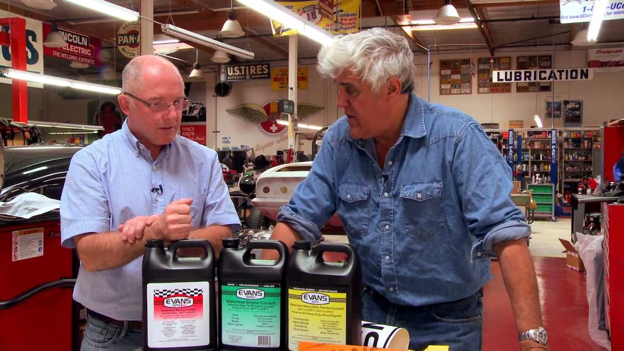 Waterless Engine Coolant Jay Lenos Garage Youtube Peugeot