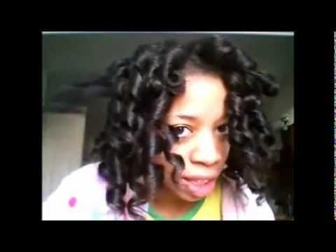 curlformers- 4a 4b natural hair