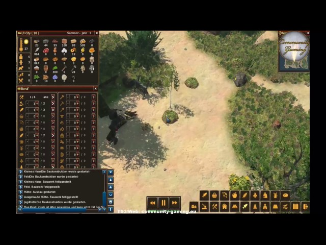 Let's Play Life is Feudal: Forest Village   Jetzt auch mit Ton   Folge #003