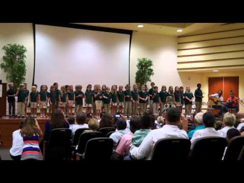 2013 Turtle River Montessori School Graduation Mahalo Song