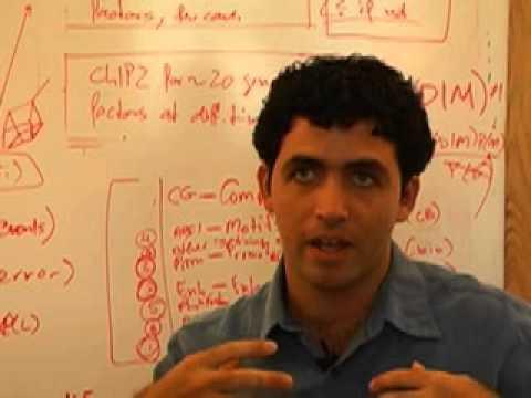 Computational biologist Manolis Kellis on understanding life   MIT Technology Review