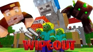 WIPEOUT + Clash Royale | Willyrex VS sTaXx