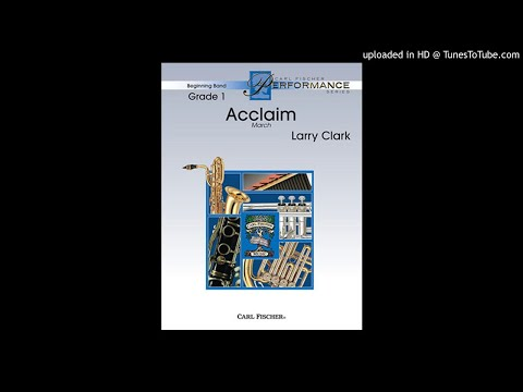 Acclaim March  Larry Clark