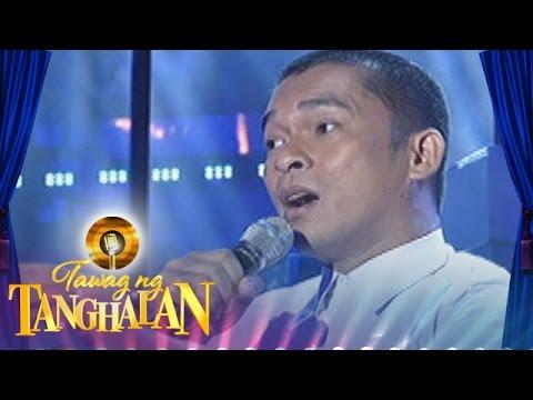 Tawag Ng Tanghalan: Sherwin Lucban | Ikaw Ang Lahat Sa Akin