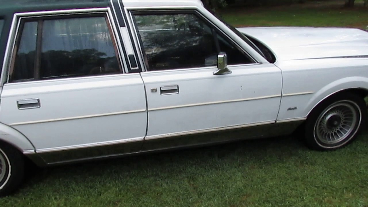 1987 Lincoln Towncar Updates Youtube
