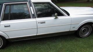 1987 Lincoln TownCar Updates