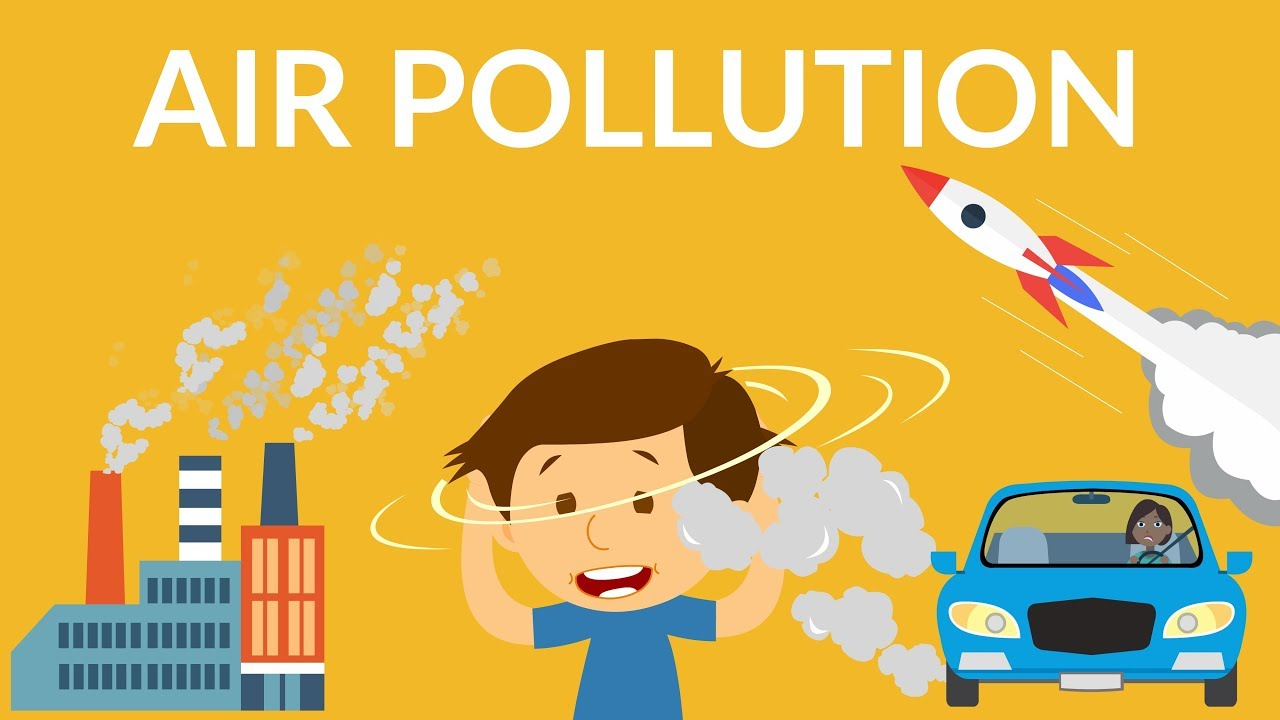 Air Pollution Video For Kids Causes Effects Solution