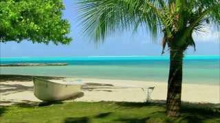 Лучший пляжный отдых в райском месте на острове Бора Бора  / Bora Bora