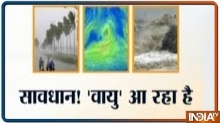 Cyclone Vayu Expected To Make Landfall In Gujarat Today, High Alert Across Coastal Regions