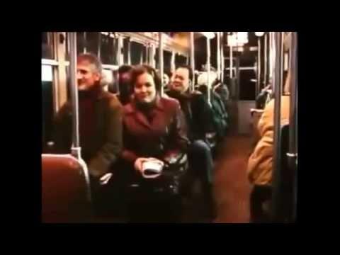 Смешные случаи из поездок в городском транспорте