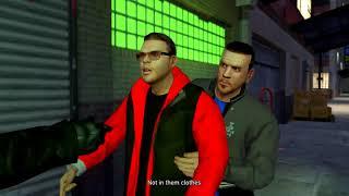 GTA: The Ballad Of Gay Tony (Xbox 360) Gameplay Test #2
