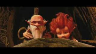 Arthur and The Invisibles (Trailer 2006)