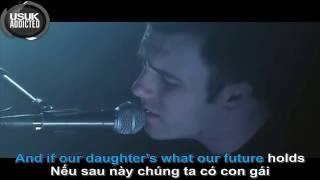 [Engsub+vietsub] Beautiful In white- Matt Johnson