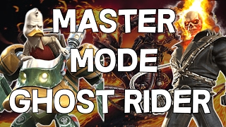 Master Mode Ghost Rider - Dawn of Darkness with 3 Star Champions! - Marvel Contest Of Champions
