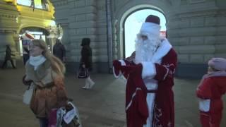 Wylsa мороз дарит подарки новогодний Giveaway