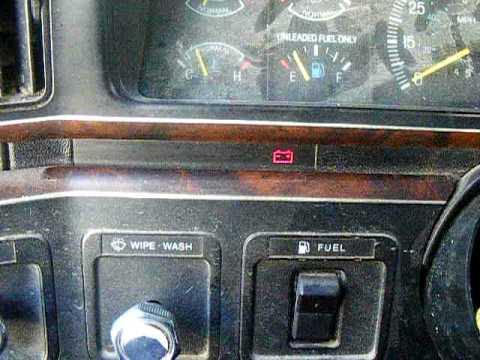 89 Ford F-150 code self test